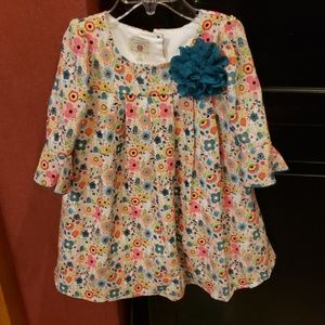 Marmellata floral dress sz 2t NWT
